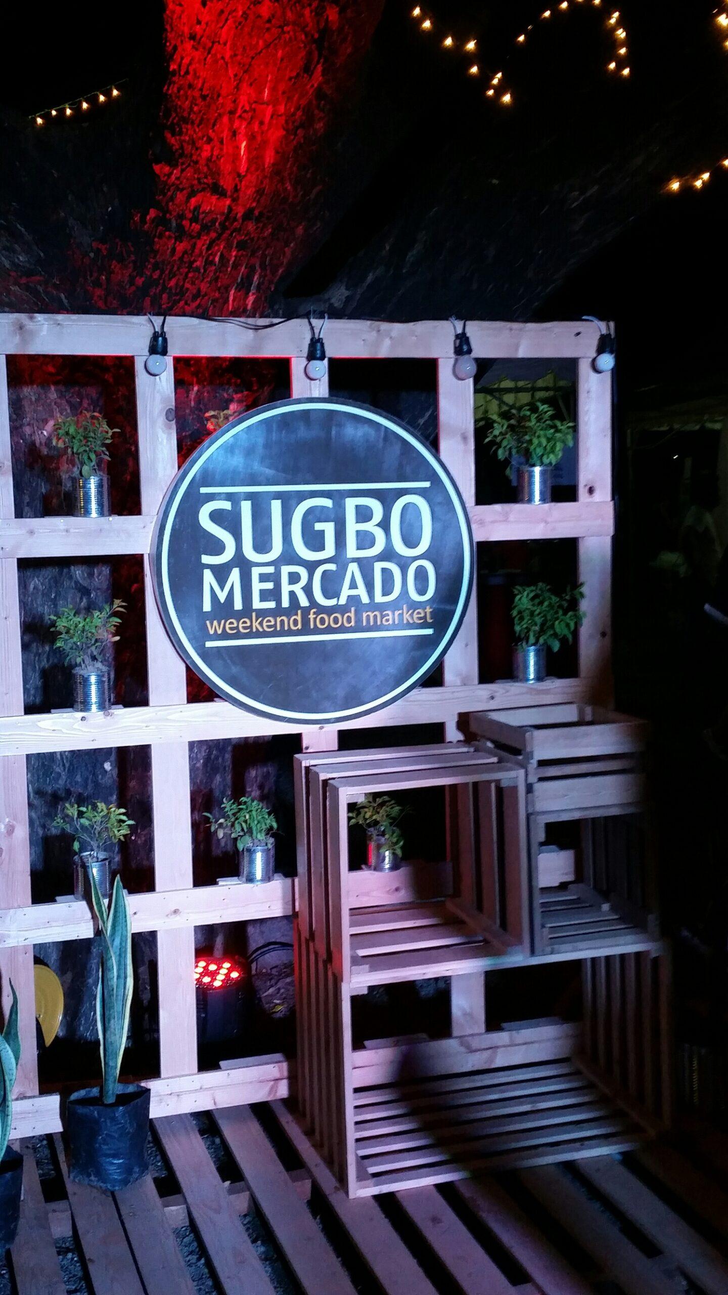 Enjoy your weekend in Sugbo Mercado the weekend market in Cebu