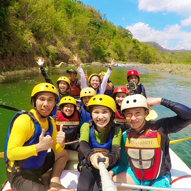 White Water Rafting in CDO